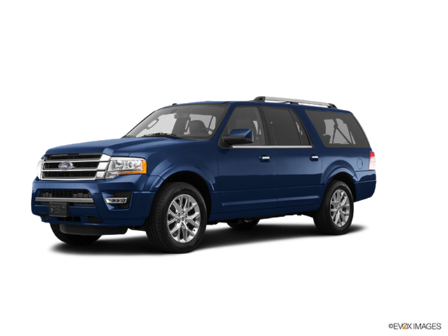 New Car 2017 Ford Expedition EL Limited