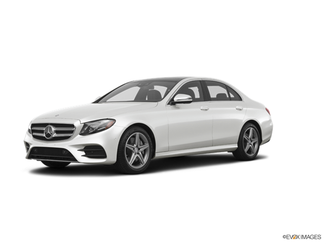 2017 mercedes benz e class kelley blue book for Mercedes benz e class 2017 black