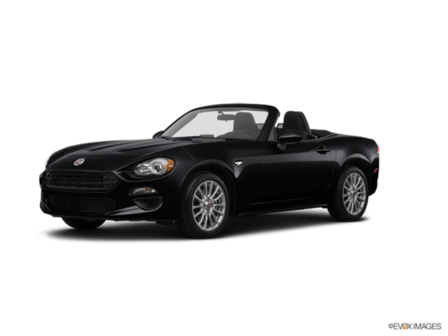 New Car 2018 FIAT 124 Spider Lusso
