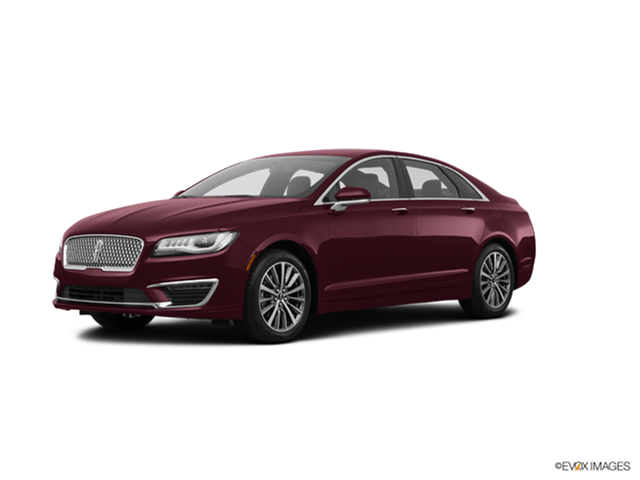 Most Popular Hybrids of 2018 - 2018 Lincoln MKZ