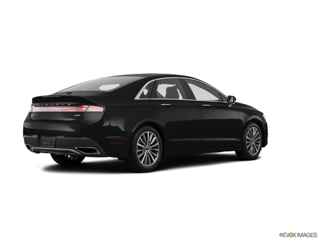 New Car 2018 Lincoln MKZ Premiere Hybrid