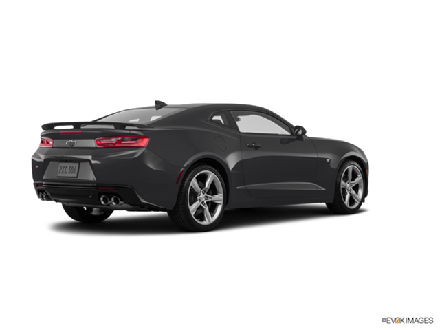 New Car 2018 Chevrolet Camaro SS