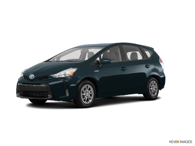 Top Consumer Rated Wagons of 2017 - 2017 Toyota Prius v