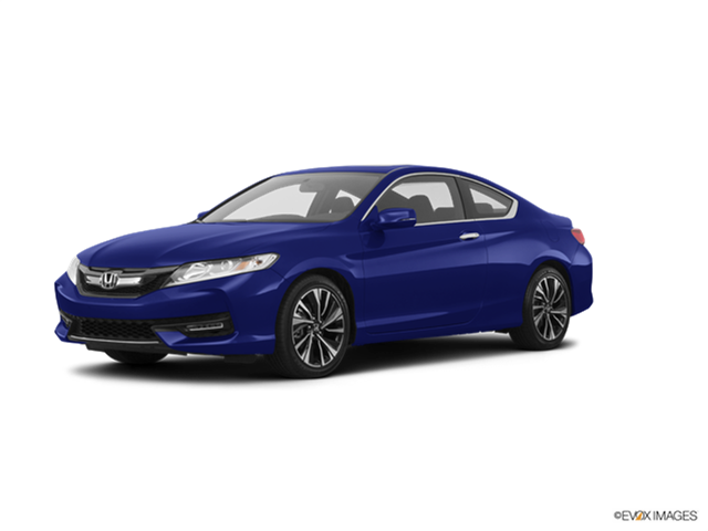 Most Popular Coupes of 2017 - 2017 Honda Accord