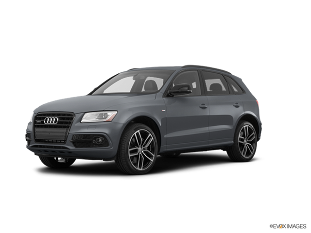 New Car 2017 Audi Q5 3.0T Prestige