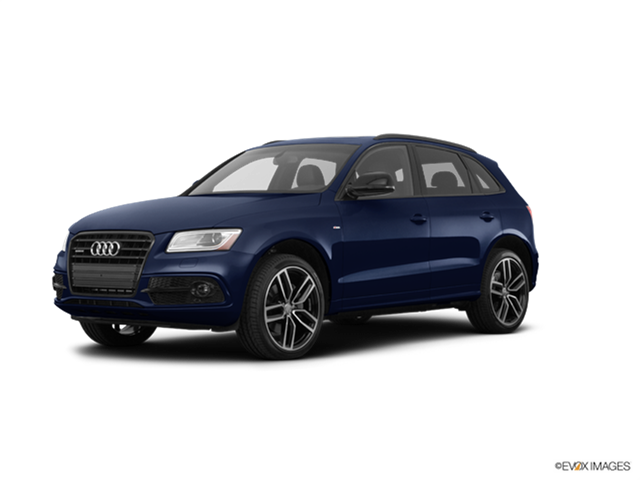 Most Popular Luxury Vehicles of 2017 - 2017 Audi Q5