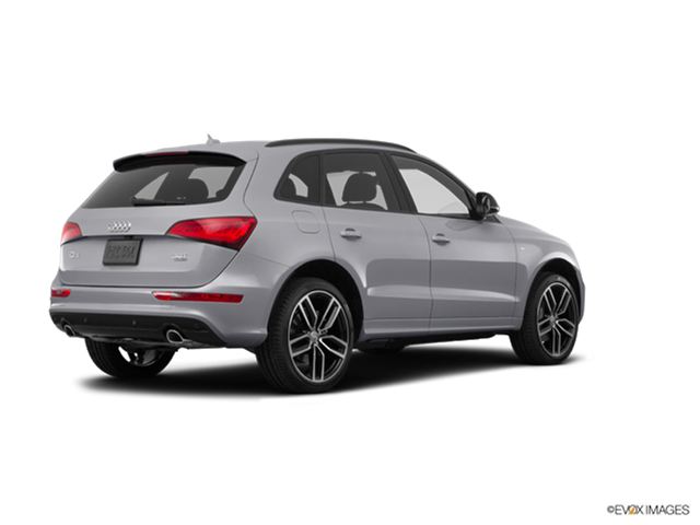 New Car 2017 Audi Q5 3.0T Premium Plus