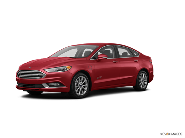 Top Consumer Rated Hybrids of 2018 - 2018 Ford Fusion Energi