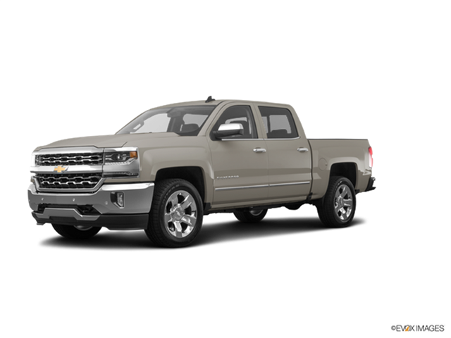 New Car 2017 Chevrolet Silverado 1500 Crew Cab Z71 LT