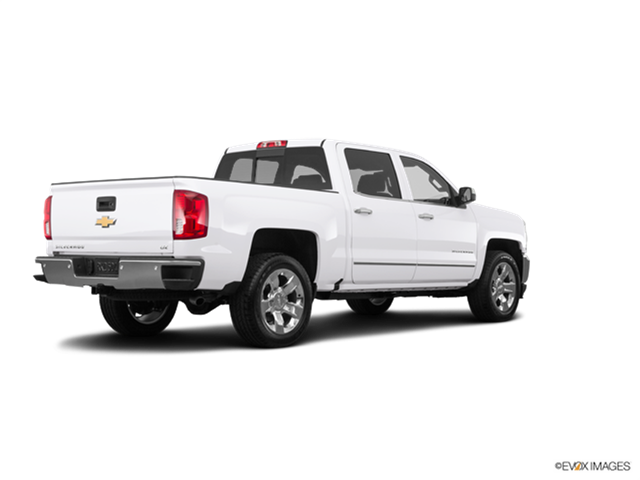 New Car 2018 Chevrolet Silverado 1500 Crew Cab Z71 LTZ
