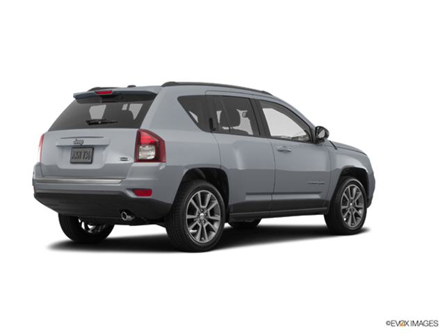 New Car 2017 Jeep Compass Sport