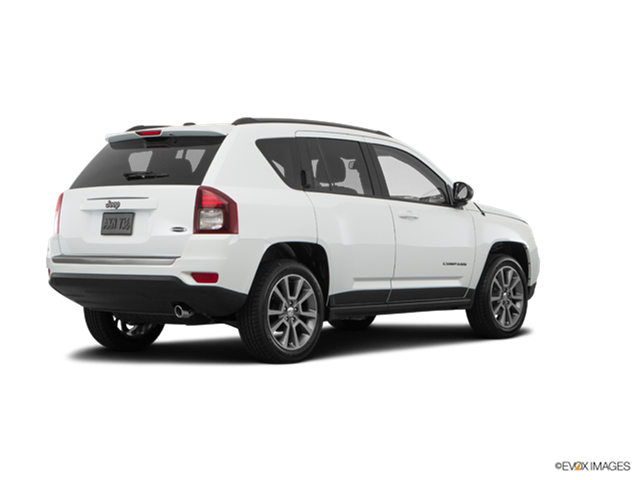New Car 2017 Jeep Compass High Altitude Edition