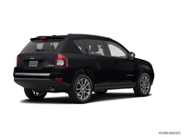 New Car 2017 Jeep Compass Sport SE