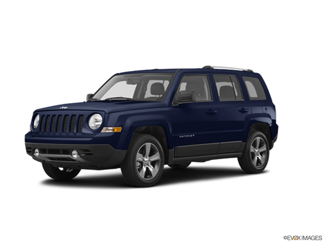 Most Popular Crossovers of 2017 - 2017 Jeep Patriot