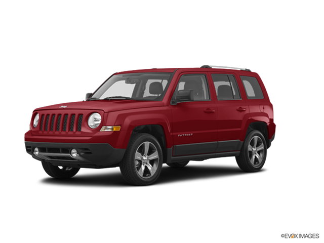 New Car 2017 Jeep Patriot High Altitude Edition
