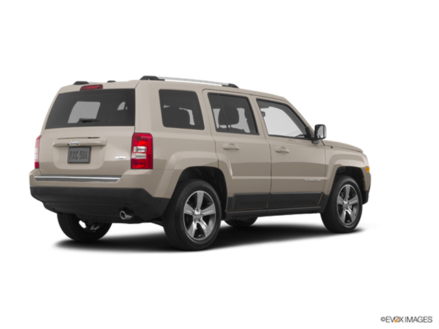 New Car 2017 Jeep Patriot Latitude