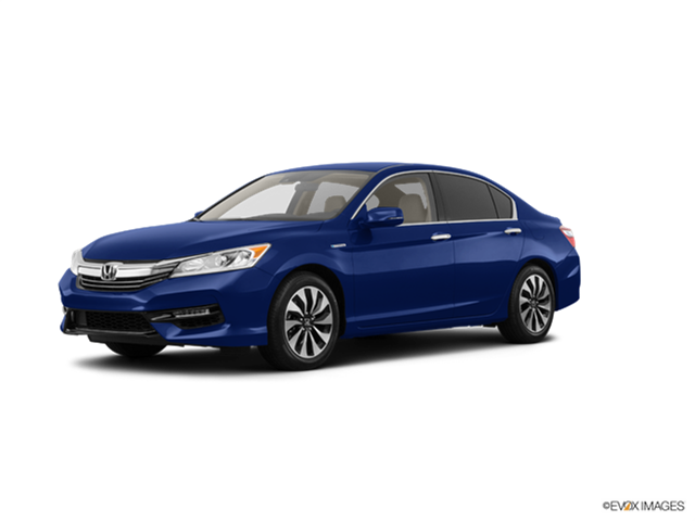 Top Consumer Rated Hybrids of 2017 - 2017 Honda Accord Hybrid