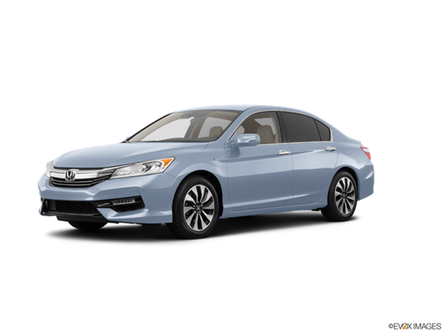 New Car 2017 Honda Accord Hybrid