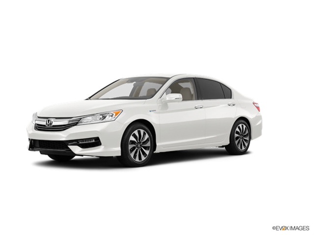 2017 Honda Accord Hybrid  Kelley Blue Book