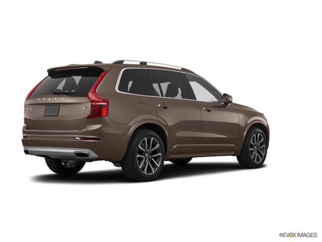 New Car 2017 Volvo XC90 T6 Momentum
