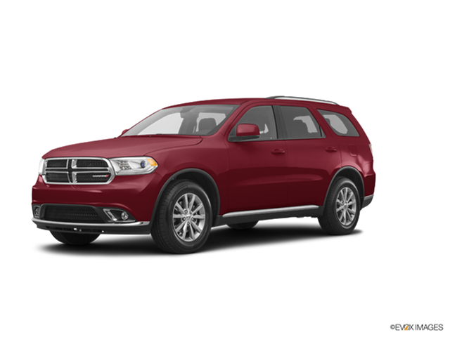 New Car 2018 Dodge Durango SXT