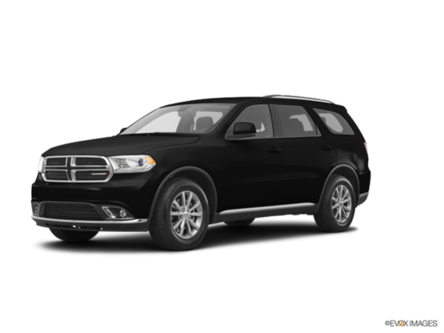 New Car 2017 Dodge Durango GT
