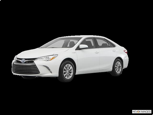 Toyota Camry Hybrid Kelley Blue Book