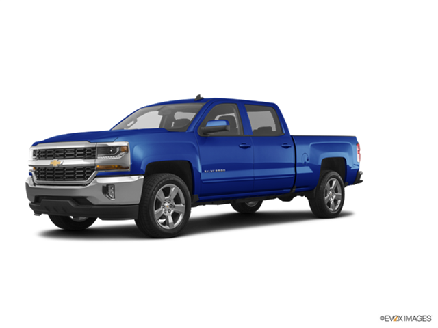 New Car 2018 Chevrolet Silverado 1500 Crew Cab Work Truck