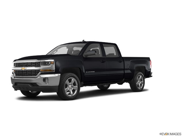 New Car 2019 Chevrolet Silverado 1500 Crew Cab LT Trail Boss