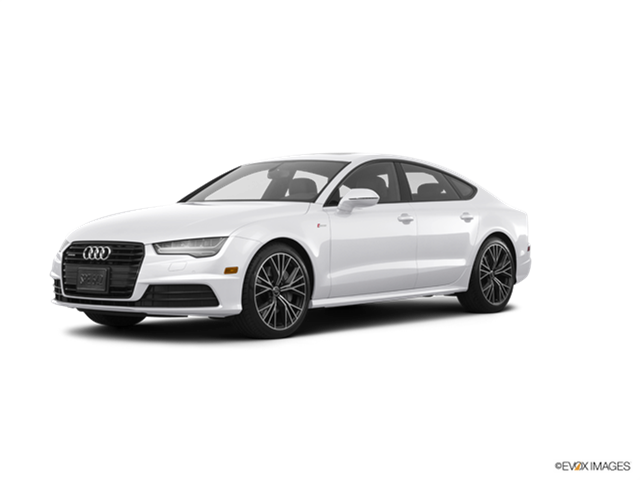 audi a7 new and used audi a7 vehicle pricing kelley blue book. Black Bedroom Furniture Sets. Home Design Ideas