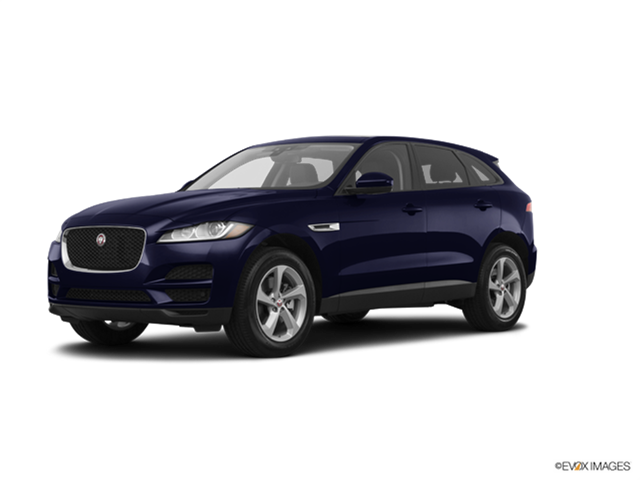 Top Consumer Rated SUVs of 2017 - 2017 Jaguar F-PACE