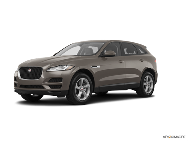 New Car 2017 Jaguar F-PACE 20d Prestige