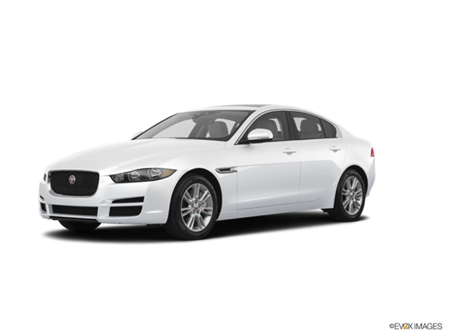 New Car 2018 Jaguar XE XE 20d