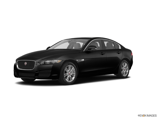 New Car 2017 Jaguar XE XE 20d