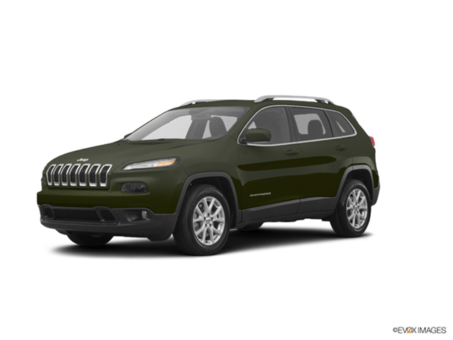 Most Popular SUVs of 2018 - 2018 Jeep Cherokee