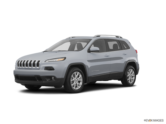 New Car 2018 Jeep Cherokee Latitude