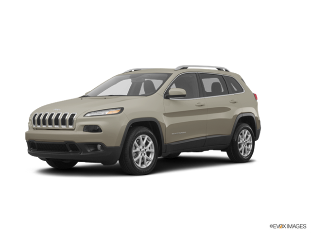 New Car 2018 Jeep Cherokee Limited