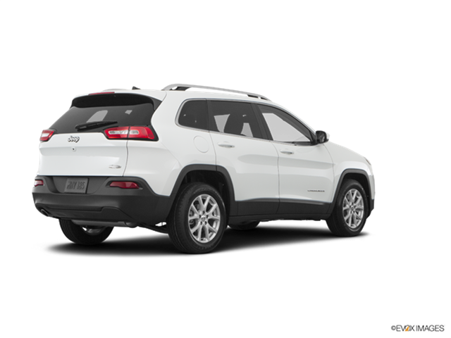 New Car 2017 Jeep Cherokee Latitude