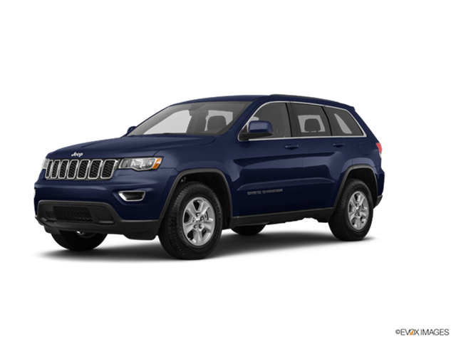 Most Popular SUVs of 2017 - 2017 Jeep Grand Cherokee