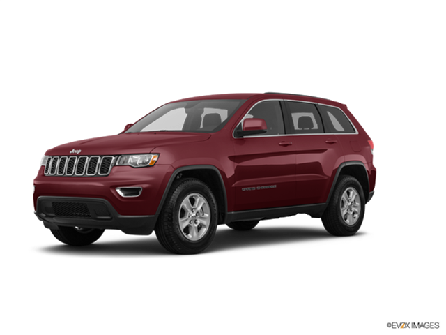 New Car 2017 Jeep Grand Cherokee Laredo