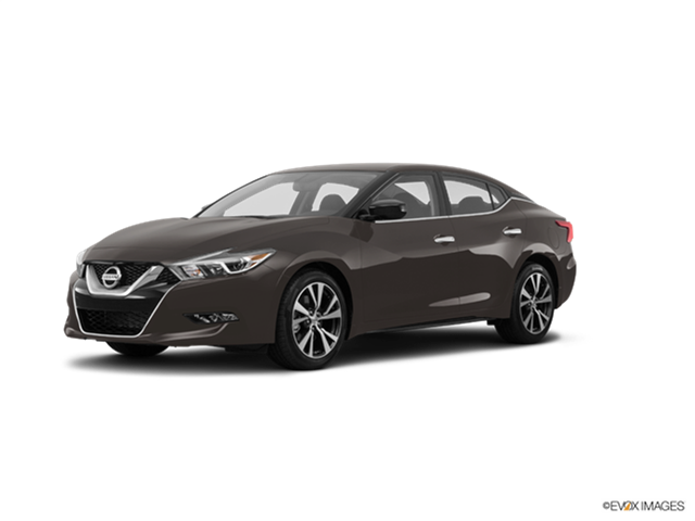 New Car 2017 Nissan Maxima S