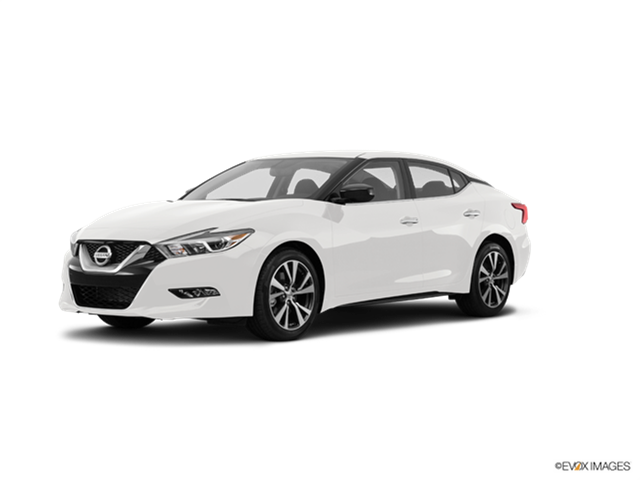 2017 Nissan Maxima Kelley Blue Book