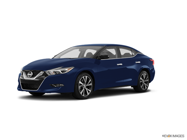 New Car 2018 Nissan Maxima SV