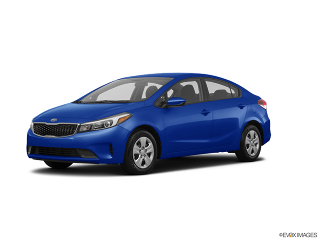 Best Safety Rated Sedans of 2017 - 2017 Kia Forte