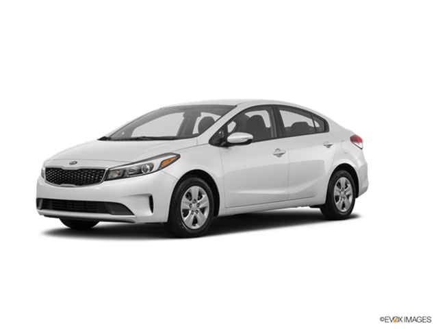 New Car 2017 Kia Forte LX