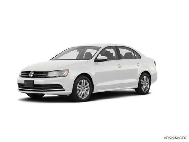 New Car 2018 Volkswagen Jetta 1.4T S