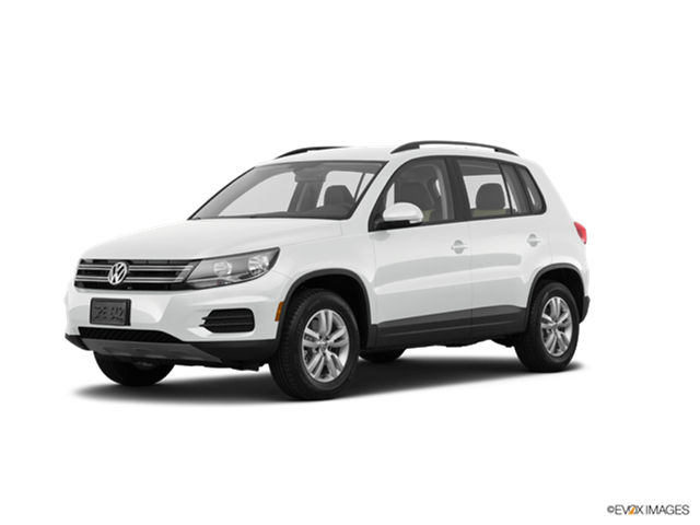 Volkswagen Tiguan Kelley Blue Book