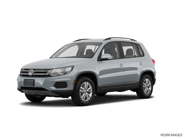 New Car 2017 Volkswagen Tiguan Limited 2.0T 4Motion