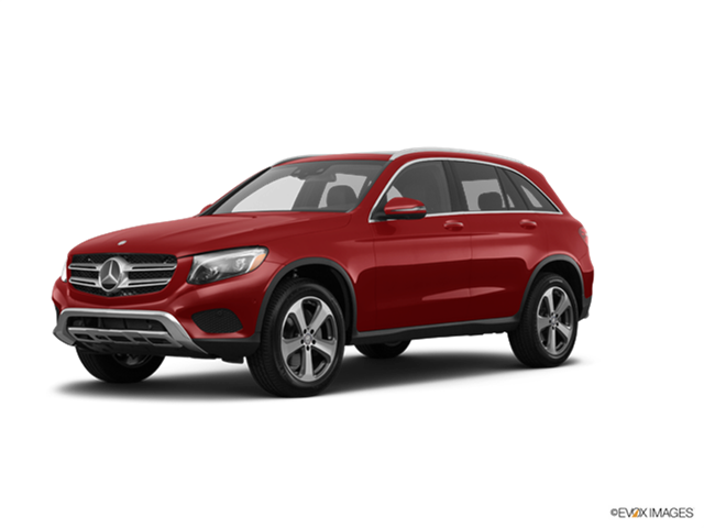 Top Expert Rated SUVs of 2018 - 2018 Mercedes-Benz GLC