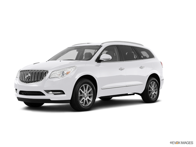 buick enclave new and used buick enclave vehicle pricing kelley blue book. Black Bedroom Furniture Sets. Home Design Ideas
